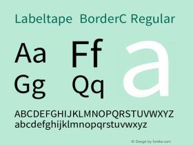 Labeltape_BorderC