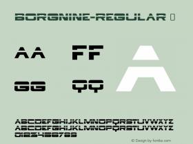 Borgnine-Regular