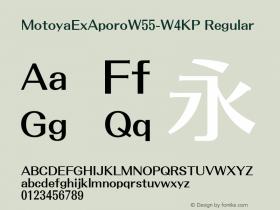 MotoyaExAporo-W4KP