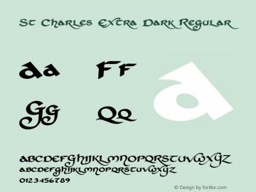 St Charles Extra Dark