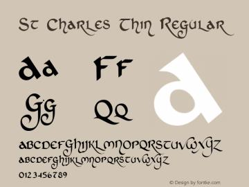 St Charles Thin