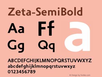 Zeta-SemiBold