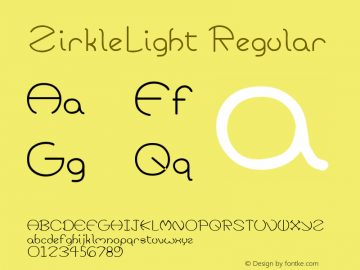 ZirkleLight