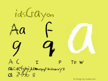 KidsCrayon