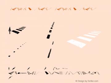 RoadArtDingbats-RoadArtDingbats