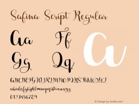 Safina Script