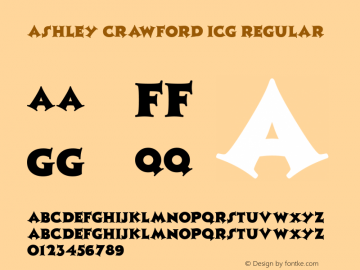 Ashley Crawford ICG