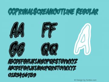 CCPrimalScreamOutline