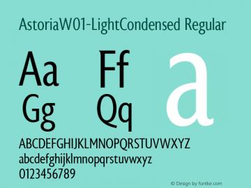 Astoria-LightCondensed