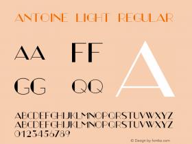 Antoine Light