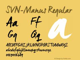 SVN-Manus