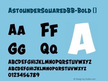 AstounderSquaredBB-Bold