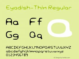 Eyadish-Thin