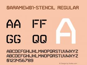 0Arame-Stencil