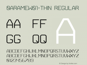 0Arame-Thin