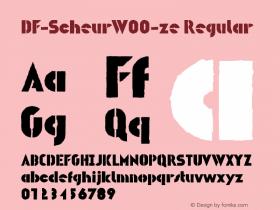 DF-Scheur-ze
