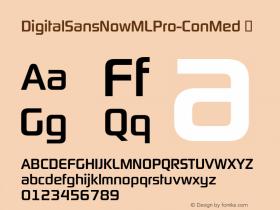 DigitalSansNowMLPro-ConMed
