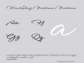 WindSong Medium