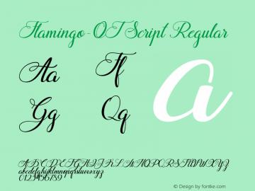 Flamingo-OT Script