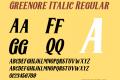 Greenore Italic
