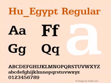 Hu_Egypt