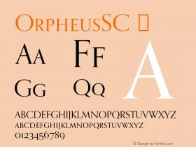 OrpheusSC