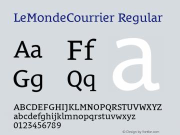 LeMondeCourrier