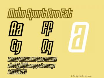Moho Sport Pro