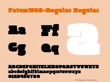Fatum-Regular