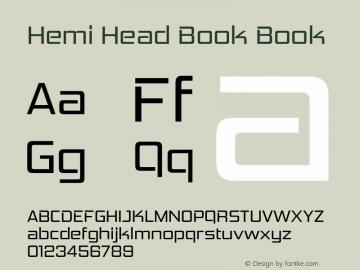 Hemi Head Book