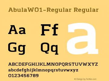 Abula-Regular
