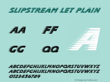 Slipstream LET