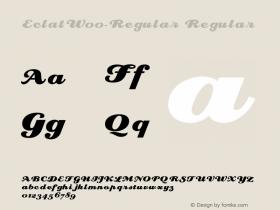 Eclat-Regular