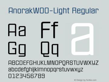 Anorak-Light