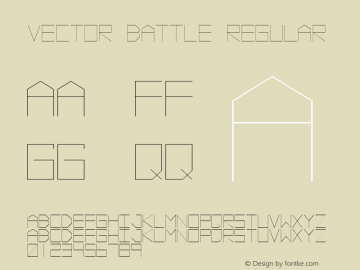 Vector Battle