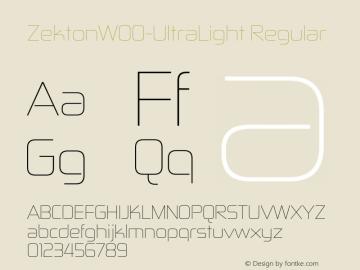 Zekton-UltraLight