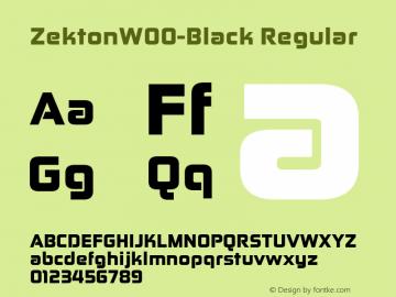 Zekton-Black
