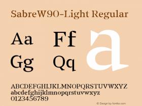 Sabre-Light