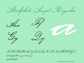 Steelplate Script