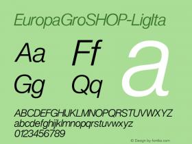 EuropaGroSHOP-LigIta