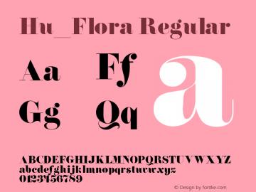 Hu_Flora