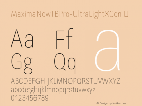MaximaNowTBPro-UltraLightXCon