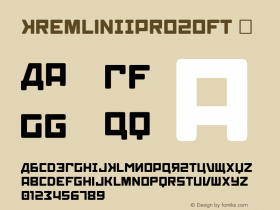 KremlinIIProSoft