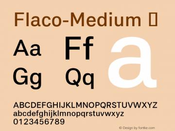 Flaco-Medium