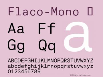Flaco-Mono