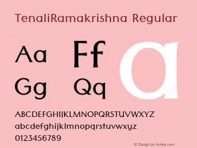 TenaliRamakrishna