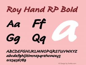 Roy Hand RP