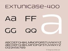 EXTUnicase-400