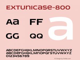 EXTUnicase-800
