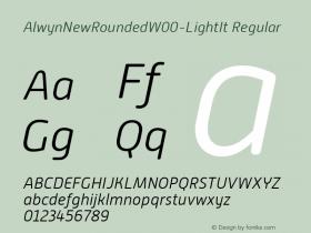 AlwynNewRounded-LightIt
